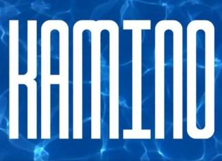 Kamino Display Font