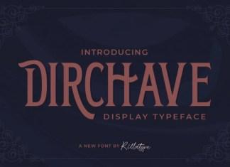 Dirchave Serif Font