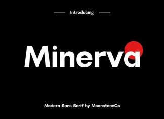 Minerva Sans Serif Font