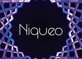 Niqueo Sans Serif Font