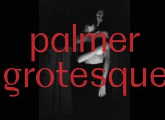 Palmer Grotesque Sans Serif Font