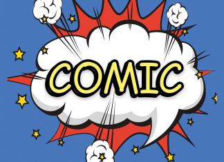 Comic Display Font