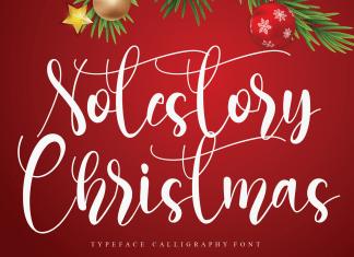 Notestory Christmas Font
