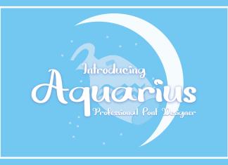 Aquarius Script Font