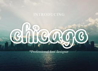 Chicago Script Font