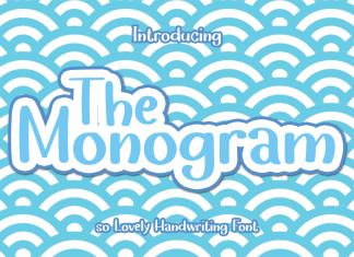 The Monogram Display Font