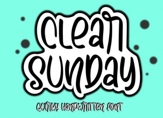 Clear Sunday Font