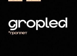 Gropled Sans Serif Font