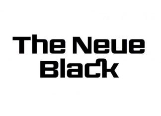 The Neue Black Sans Serif Font