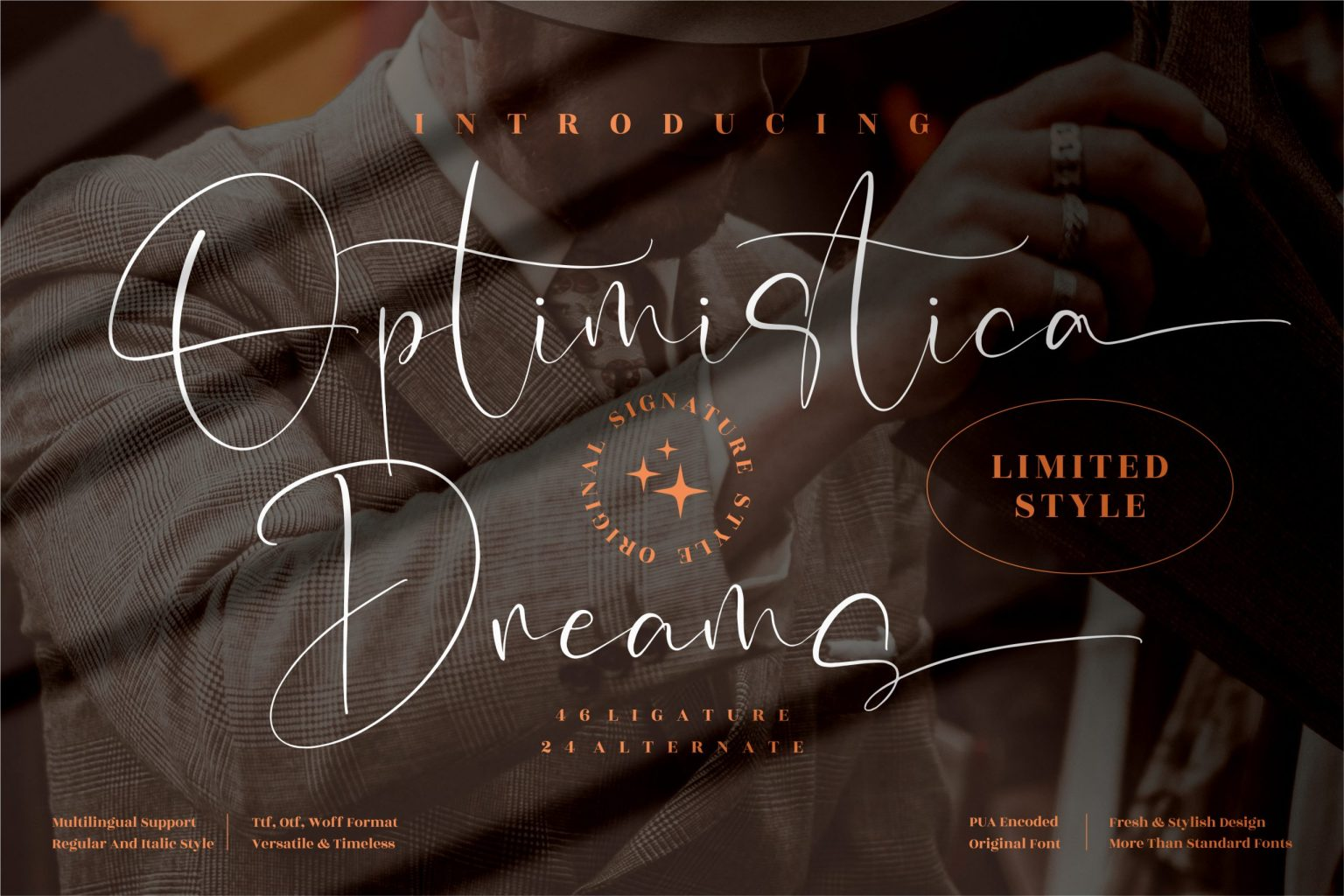 Optimistica Dreams Font