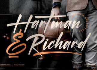 Hartman & Richard Font