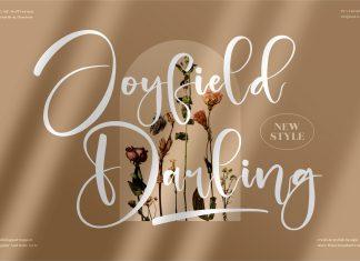 Joyfield Darling Script Font