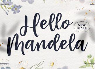 Hello Mandela Script Font