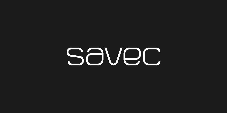 Savec Sans Serif Font