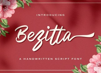 Bezitta Script Font
