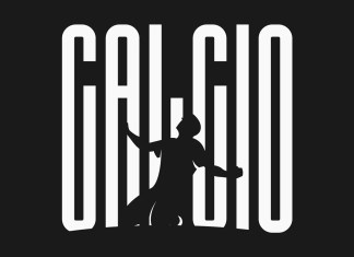 Calcio Display Font