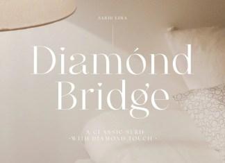 Diamond Bridge Serif Font