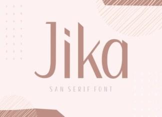 Jika Sans Serif Font