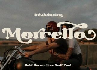 Morrello Serif Font