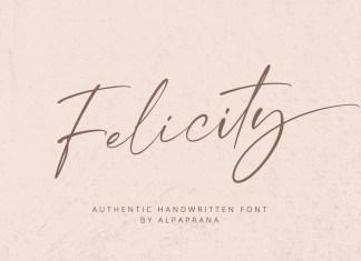 Felicity Handwritten Font