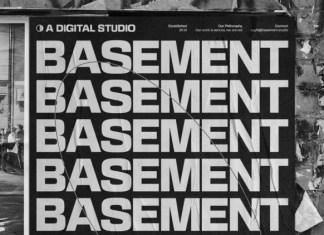 Basement Grotesque Sans Serif Font