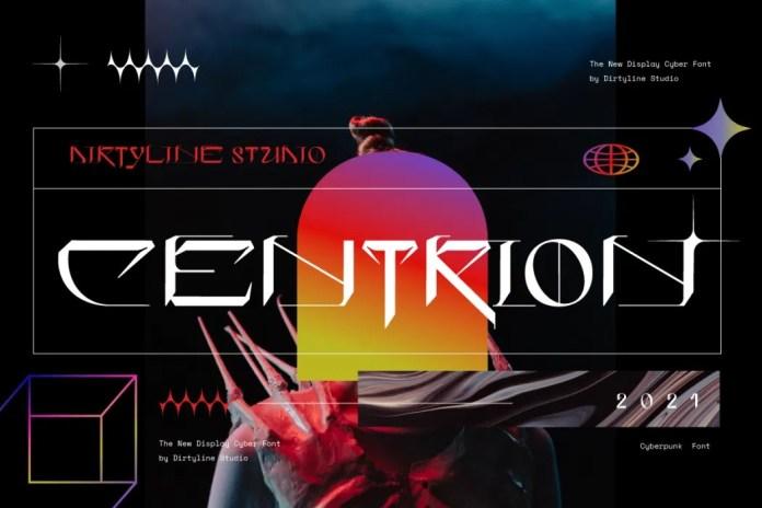 Centrion Font