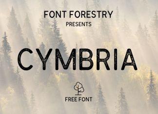Cymbria Display Font