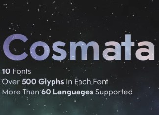 Cosmata Sans Serif Font