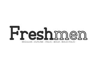 Freshmen Font