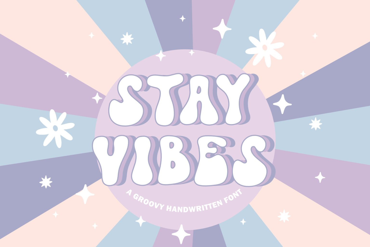 Stay Vibes Font