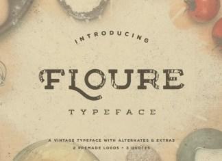 Floure Slab Serif Font