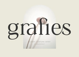 Grafies Serif Font
