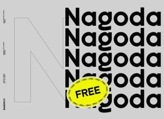 Nagoda Sans Serif Font