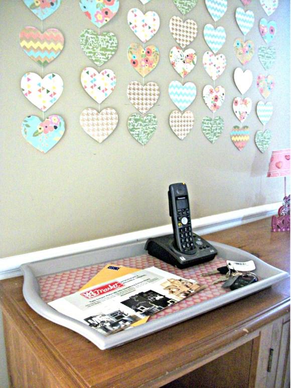 heart tray