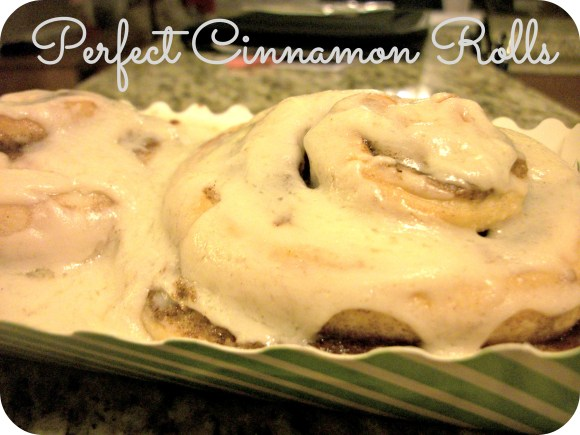 perfect cinnamon rolls 2