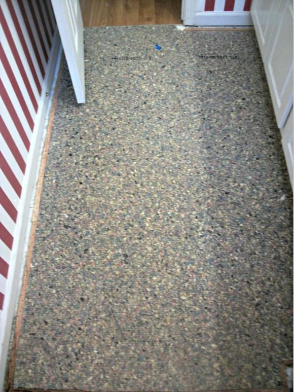 remove carpet