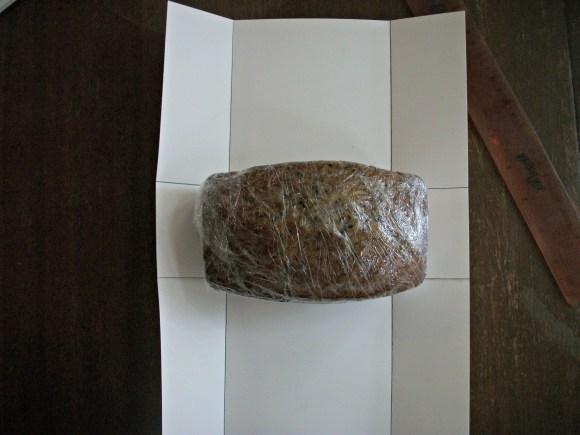 Bread on paper
