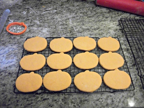orange sugar cookies