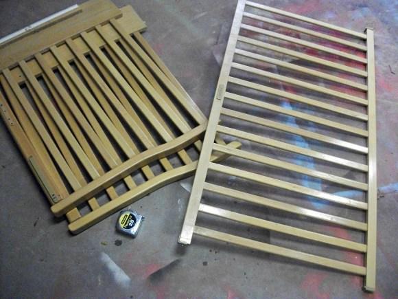 Crib Rails