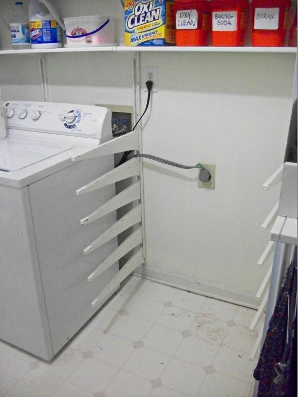 Laundry - After Shelf Brackets
