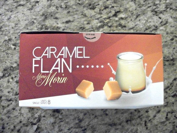 Adorable glass jars of caramel flan.  Friday Finds from Before3pm.com