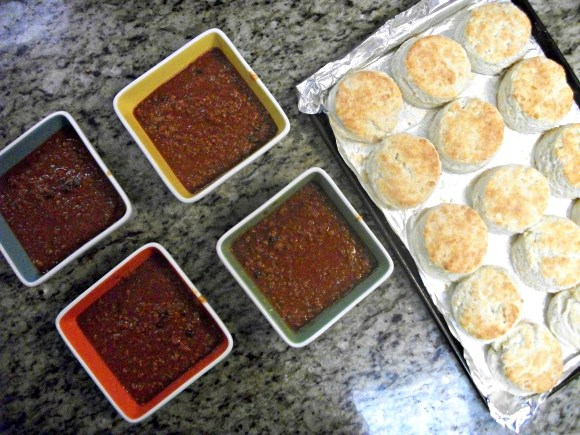 Classic Chili and Biscuits. Before3pm.com