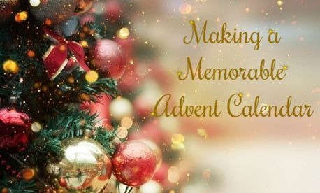 Make a meaningful advent your kids will remember! Before3pm.com