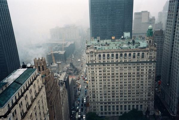 021 24 600x402 - Salen a la luz unas exclusivas fotografias del 11 de Septiembre