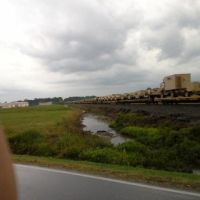 "Photos & Video: Thousands Of Tanks & Military Vehicles On The Move Through Louisiana & California – ""As Far As The Eye Can See"""