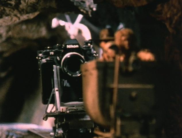 The purpose-built Nikonflex.
