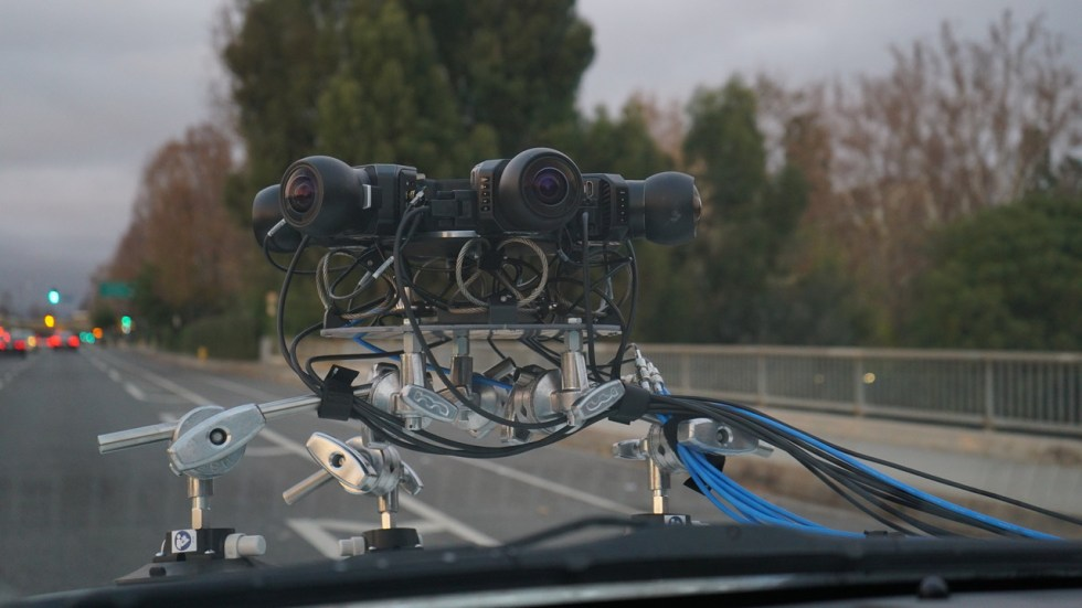 The FuseFX Driving Rig