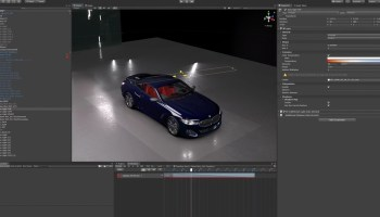 Cine Tracer: the game that's also a tool for real-time