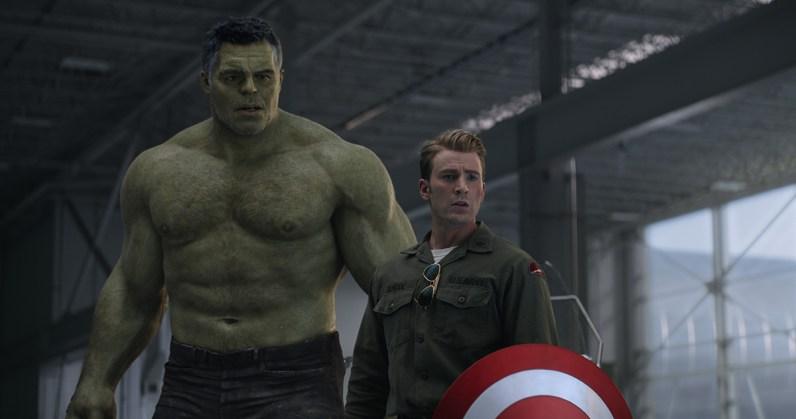A Framestore Hulk shot.