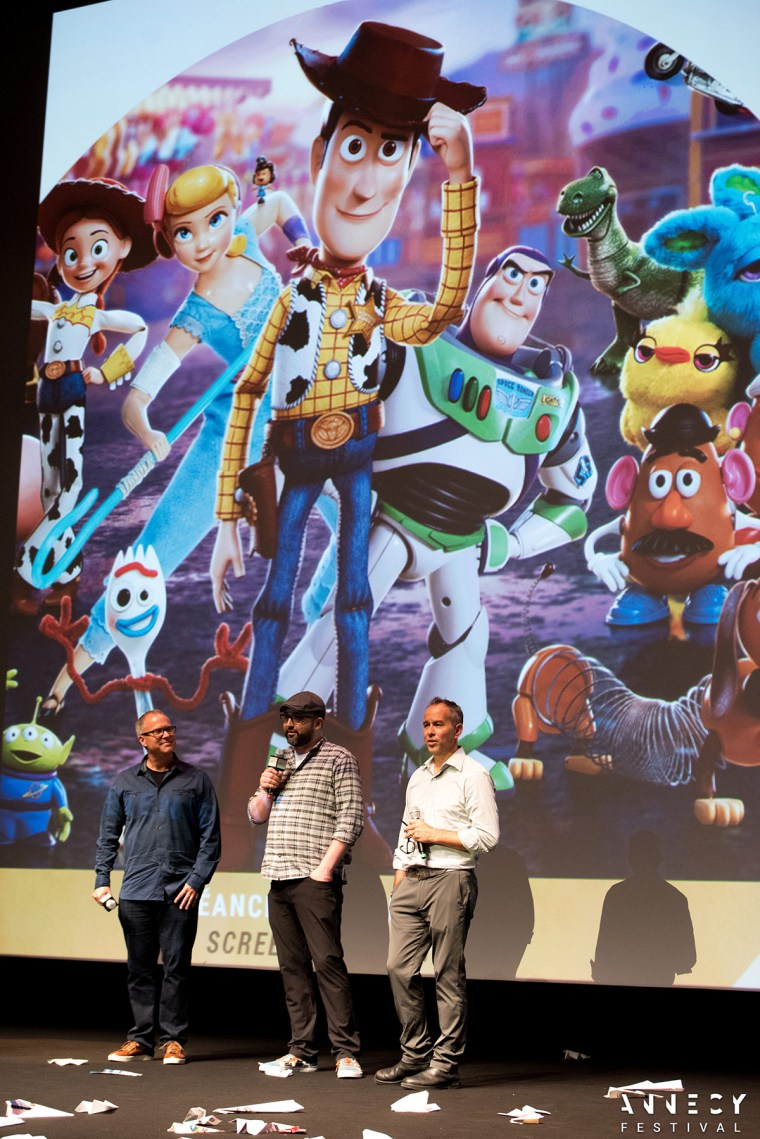 Toy Story 4 session